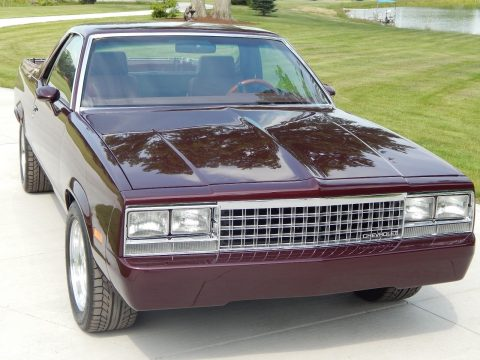 Restomod 1982 Chevrolet El Camino vintage truck for sale