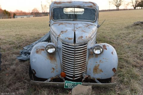 rust free 1939 Chevrolet Pickups vintage truck for sale