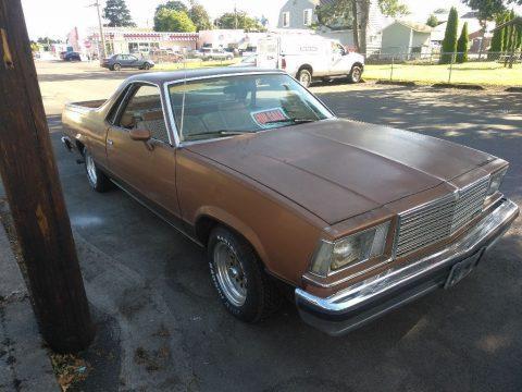 stock unmolested 1979 Chevrolet El Camino vintage for sale