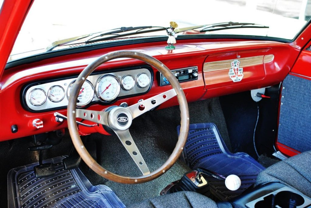 Absolutely Gorgeous 1965 Ford Ranchero vintage truck