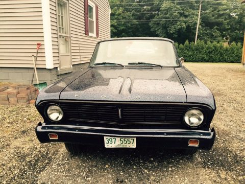 base 1965 Ford Ranchero vintage truck for sale