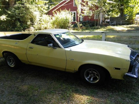 big block 1976 Ford Ranchero vintage truck for sale