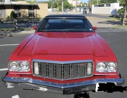 few issues 1976 Ford Ranchero GT vintage truck for sale
