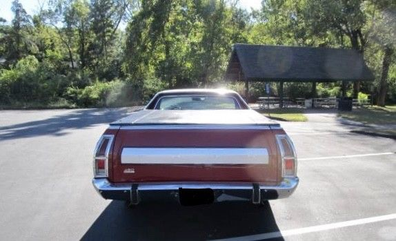 few issues 1976 Ford Ranchero GT vintage truck