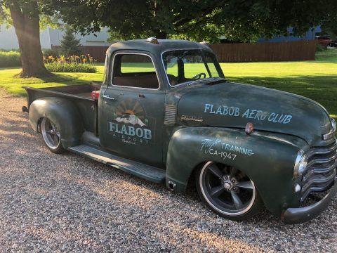 hot rod 1947 Chevrolet Pickups Standard vintage truck for sale