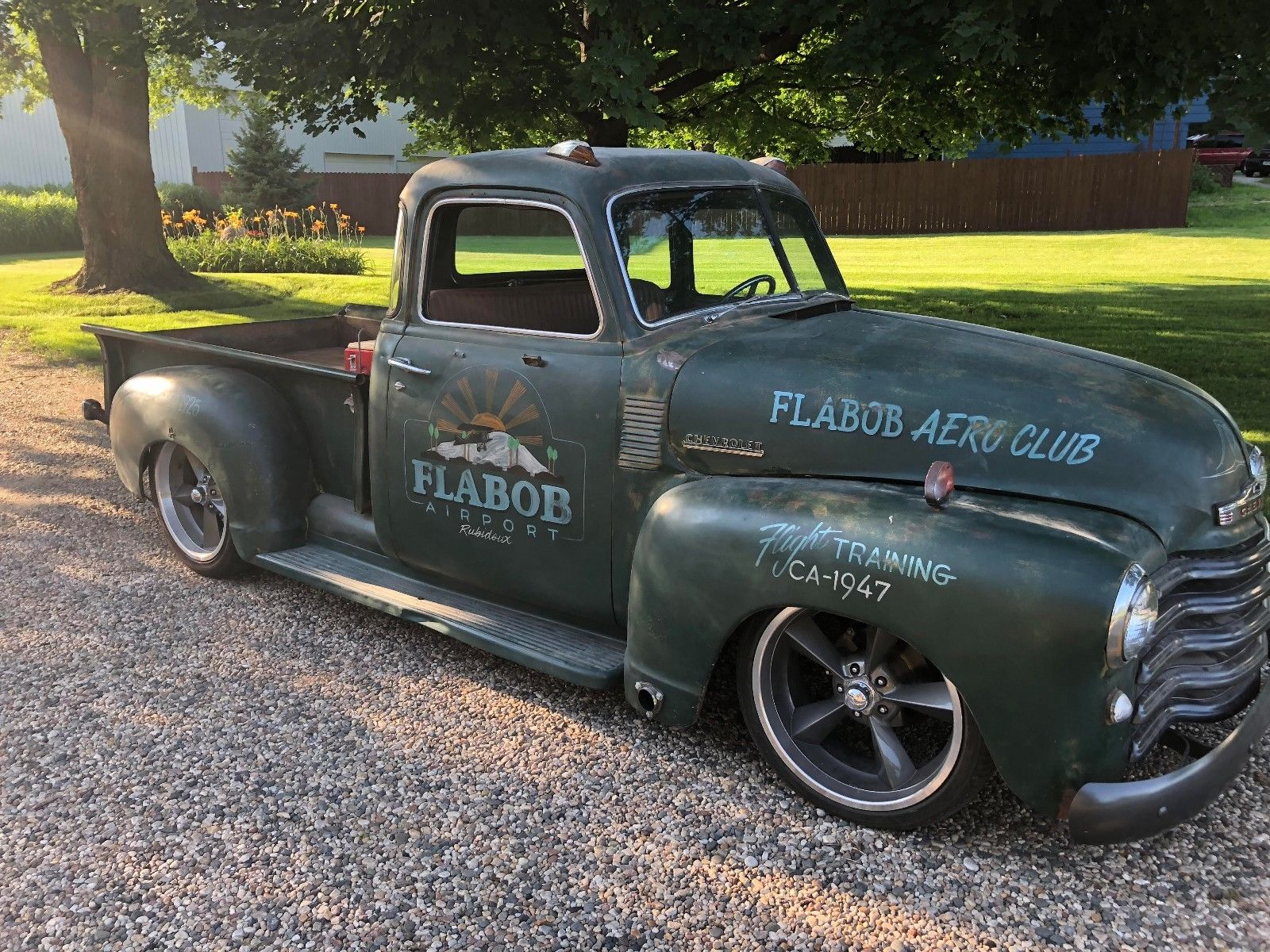Hot Rod 1947 Chevrolet Pickups Standard Vintage Truck For Sale