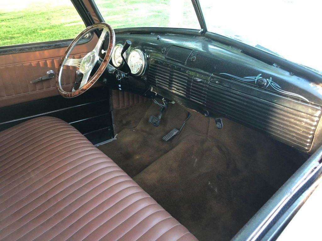 hot rod 1947 Chevrolet Pickups Standard vintage truck