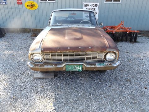 needs work 1960 Ford Falcon Ranchero vintage truck for sale