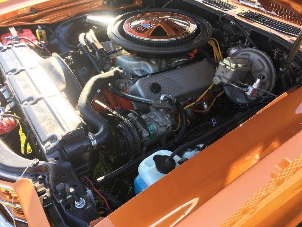 restomod 1971 Chevrolet El Caminovintage truck