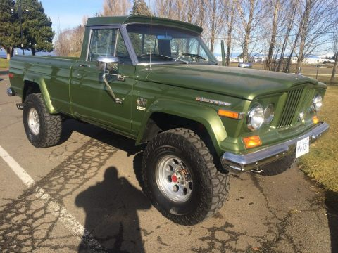 Jeep J20 For Sale >> 1977 Jeep J20 Pioneer Standard Cab Pickup for sale
