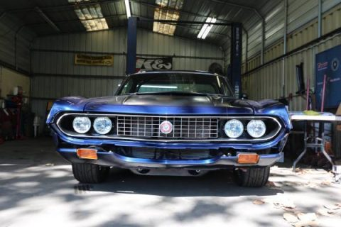 stroker 1970 Ford Ranchero vintage truck for sale
