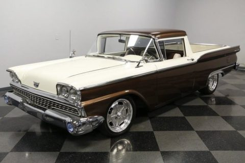 super clean 1959 Ford Ranchero vintage truck for sale
