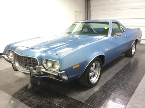super clean 1972 Ford Ranchero vintage truck for sale