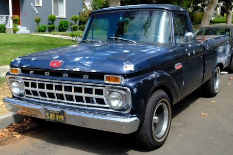 amazing 1965 Ford F 100 Short Bed vintage for sale