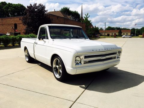 custom 1968 Chevrolet C 10 Pickup vintage for sale