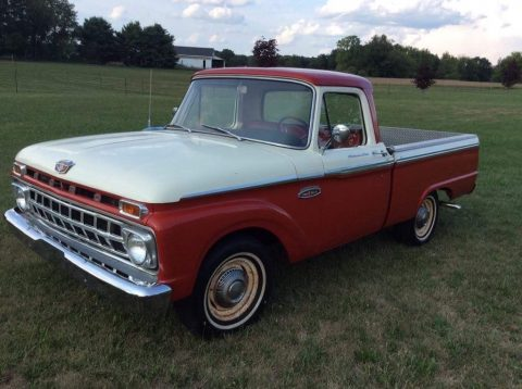 head turner 1965 Ford F 100 vintage for sale