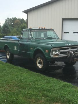 original shape 1968 GMC Pickup 2500 vintage for sale