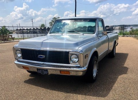 professionally restored 1971 Chevrolet C 10 vintage truck for sale