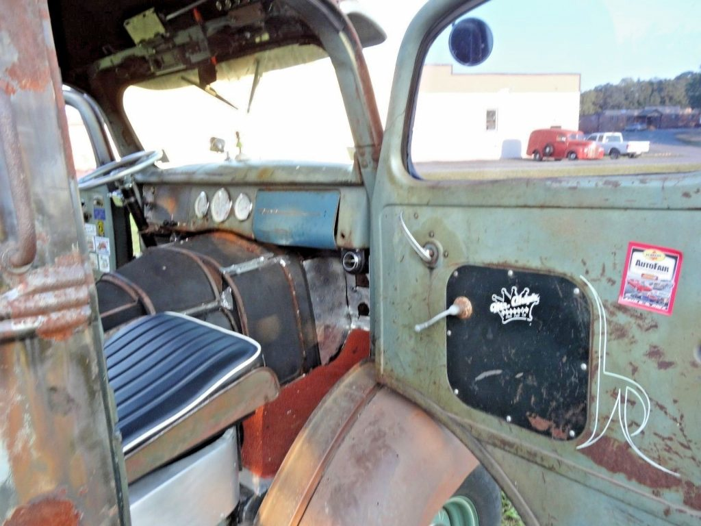 Custom 1941 Ford Cabover Vintage Truck For Sale 3 4 Ton Pickup