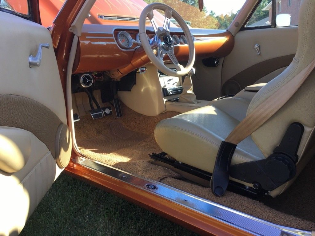 custom 1971 Chevrolet El Camino vintage pickup