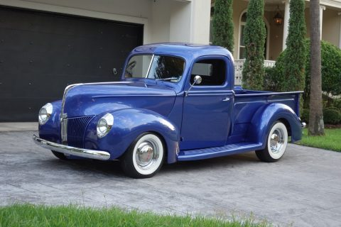 extremely straight 1940 Ford Pickups vintage for sale