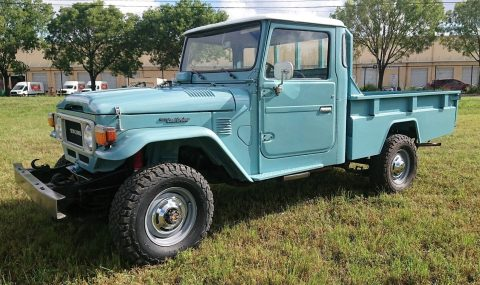 nice 1984 Toyota Land Cruiser FJ45 vintage for sale