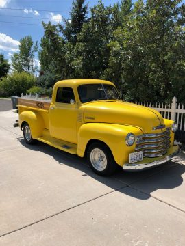 recent upgrades 1948 Chevrolet Pickup vintage for sale
