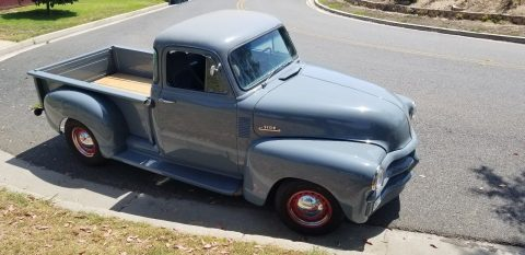 restomod 1954 Chevrolet Pickups 3100 Stepside 1/2 ton vintage for sale
