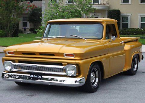 restomod 1964 Chevrolet Pickups CI0 Stepside custom for sale