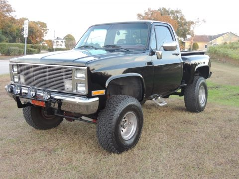freshly redone 1987 Chevrolet Pickup Scottsdale vintage for sale