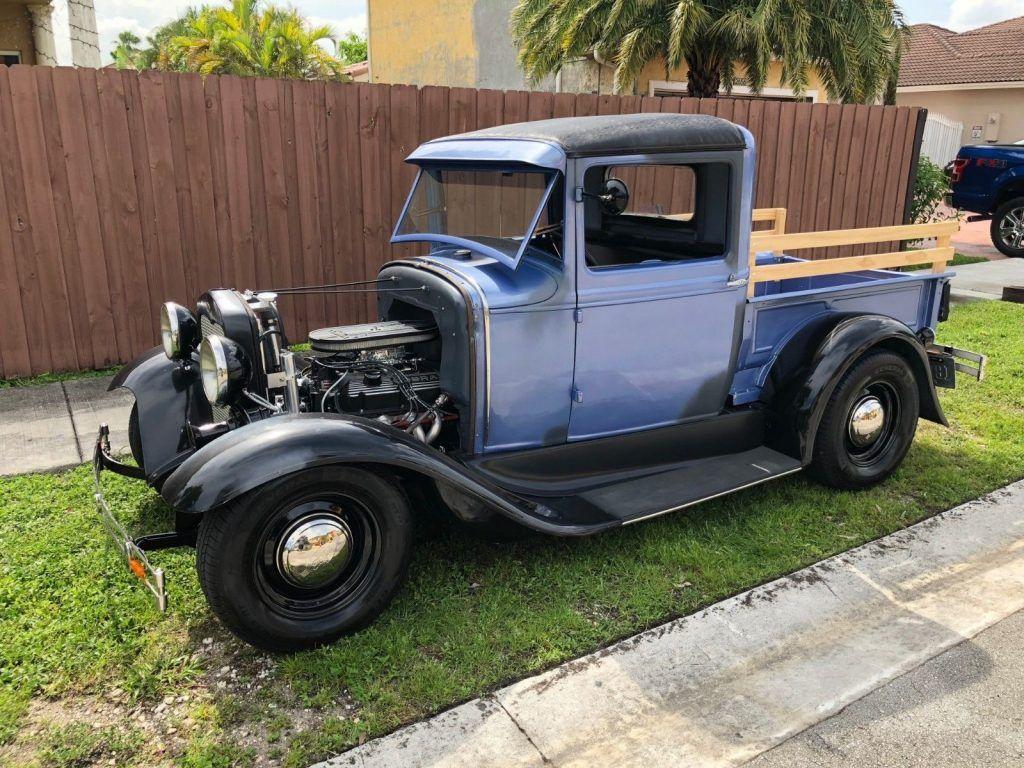 Vintage Trucks For Sale >> Rodded 1931 Ford Model A Vintage Truck For Sale