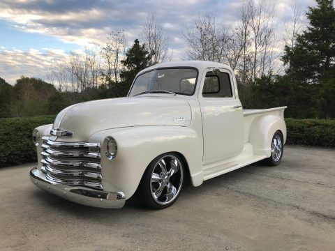 wicked 1948 Chevrolet Pickup 3100 vintage for sale