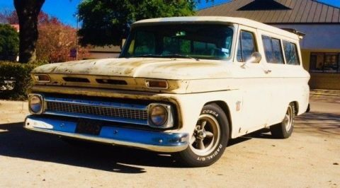 383 stroker 1964 Chevrolet Suburban vintage for sale