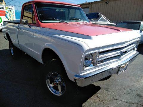 383 stroker 1967 Chevrolet C/K Pickup 1500 K10 vintage pickup for sale