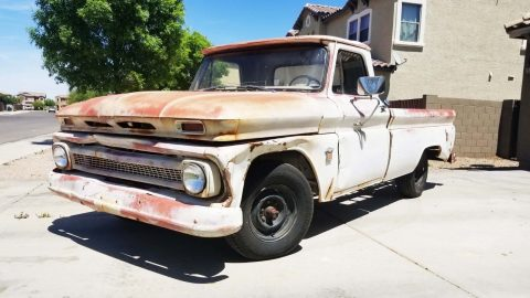 original 1964 Chevrolet C 10 vintage for sale