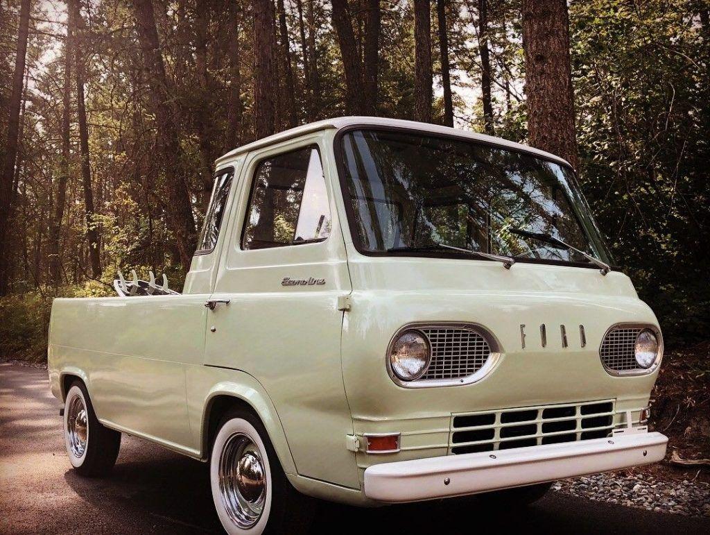 rare 1964 Ford Econoline Pickup vintage