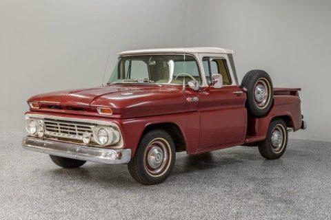 rebuilt engine 1962 Chevrolet C 10 pickup vintage for sale