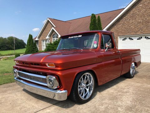 restored 1966 Chevrolet C 10 vintage for sale