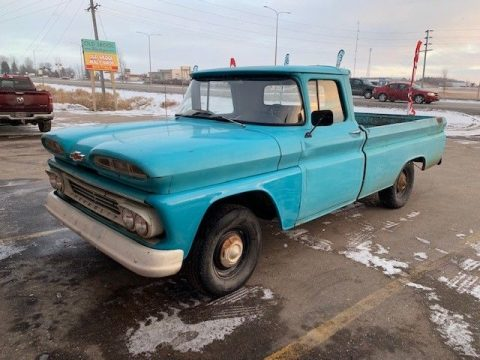 solid 1960 Chevrolet Pickup vintage for sale