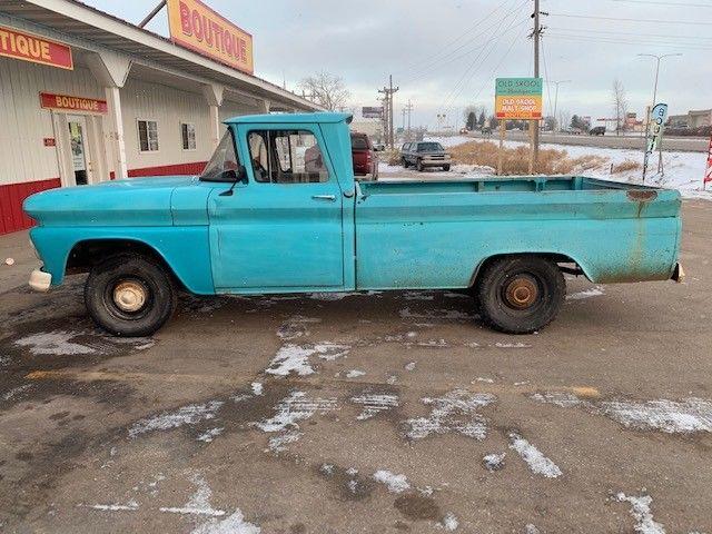 solid 1960 Chevrolet Pickup vintage