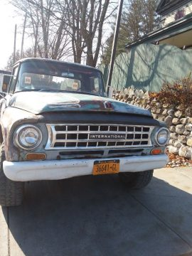 solid 1964 International Harvester pickup for sale