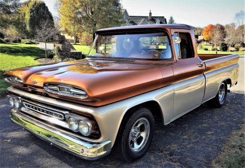 street rod 1960 Chevrolet C 10 pickup vintage for sale