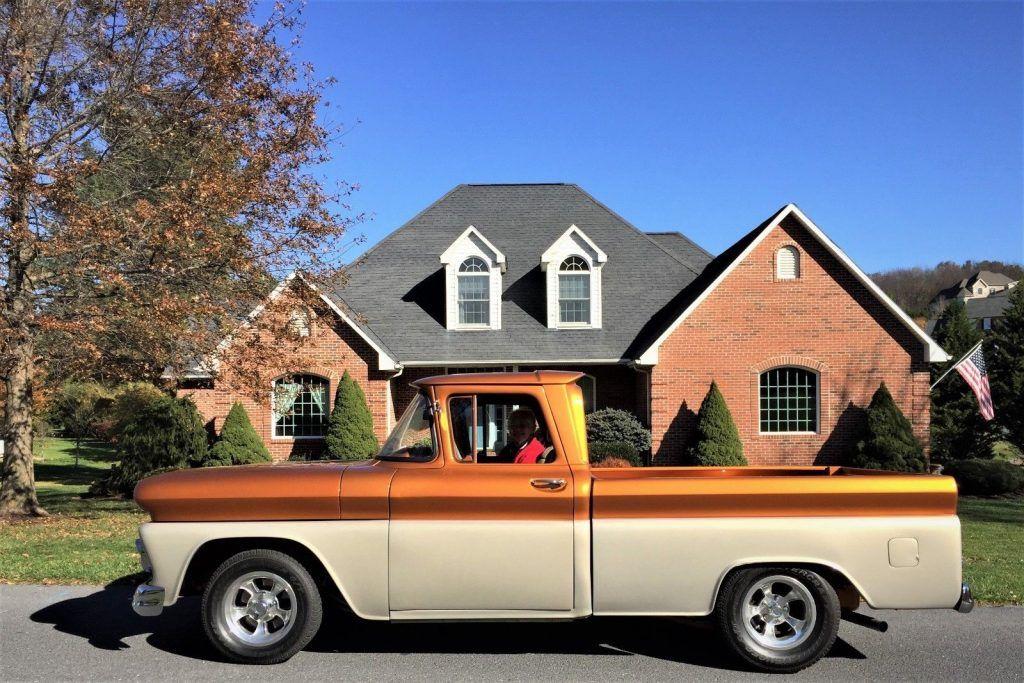 street rod 1960 Chevrolet C 10 pickup vintage