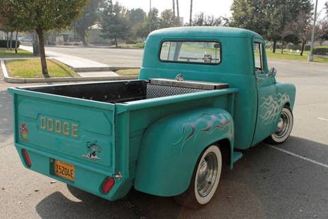 very nice 1957 Dodge Pickup vintage