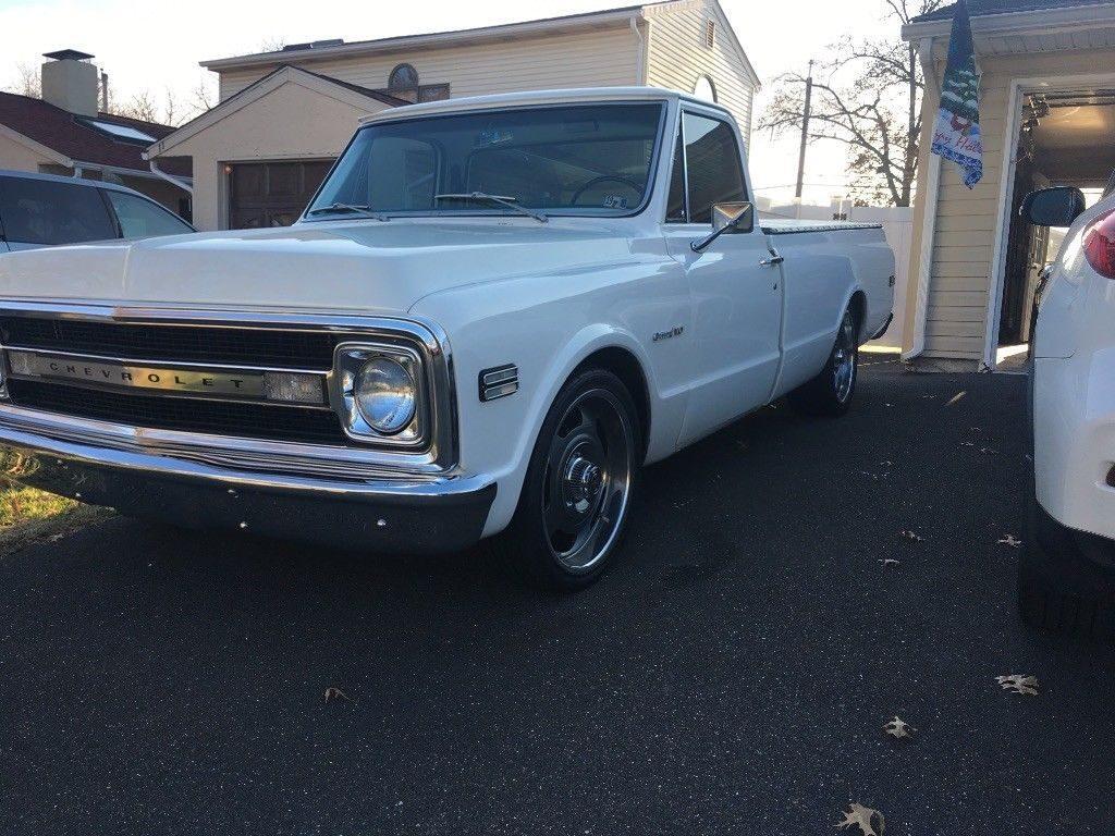 well built 1970 Chevrolet C 10 vintage pickup