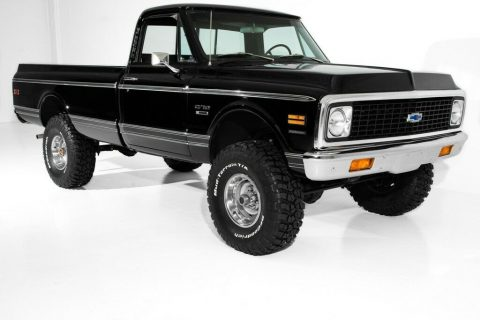 beautiful 1972 Chevrolet K10 Pickup vintage for sale