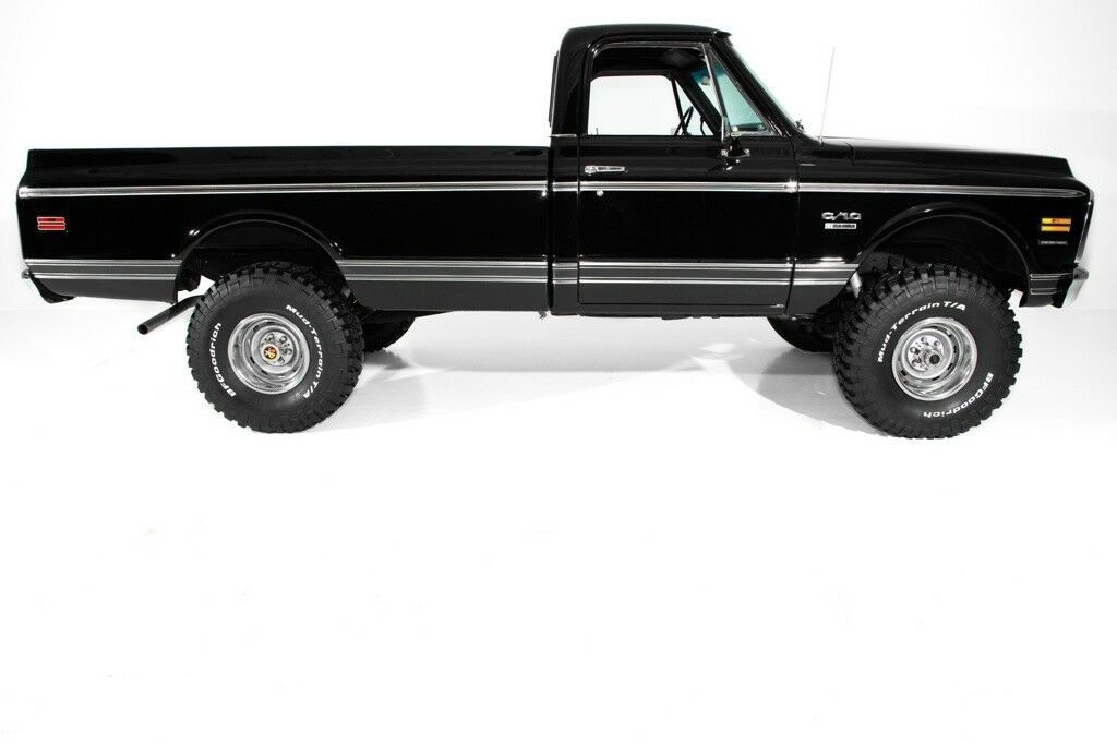 beautiful 1972 Chevrolet K10 Pickup vintage