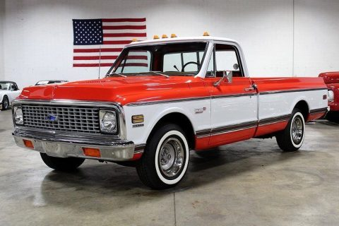 completely restored 1972 Chevrolet Cheyenne vintage for sale