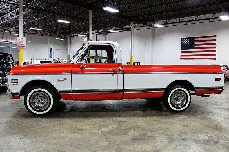 completely restored 1972 Chevrolet Cheyenne vintage