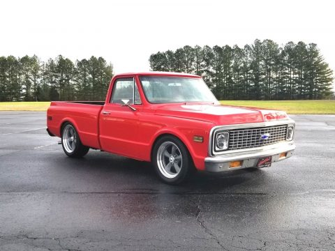 custom 1971 Chevrolet C 10 pickup vintage for sale
